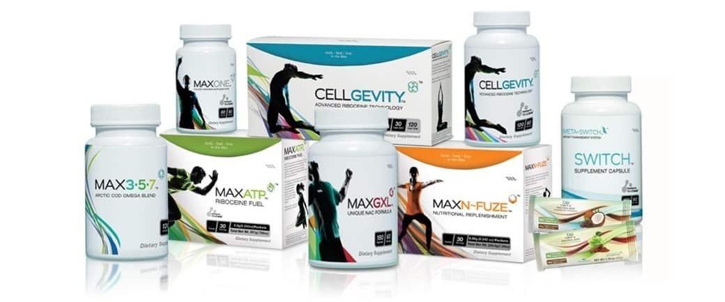 Max International supplements