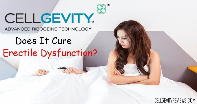 Cellgevity and Erectile Dysfunction