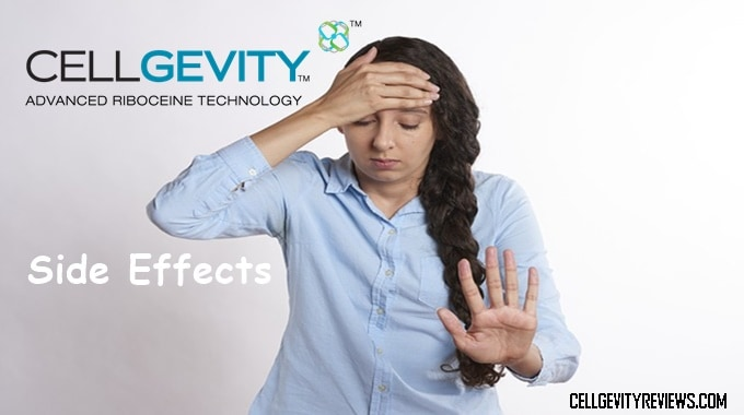 Side effects of Cellgevity