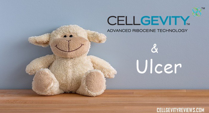 Cellgevity and ulcer
