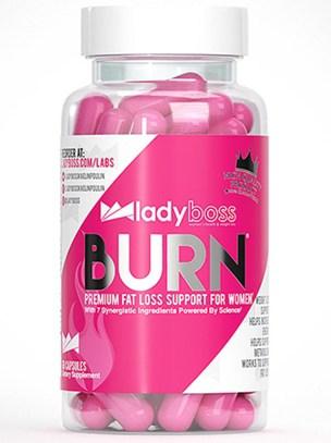 Lady Boss Burn pills