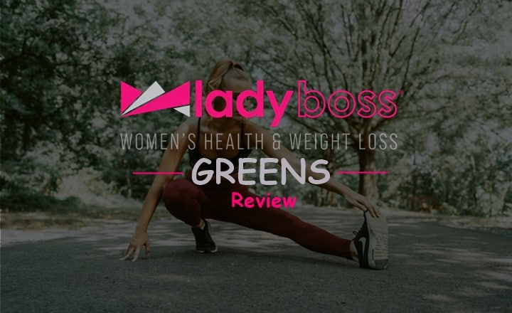Lady Boss Greens review