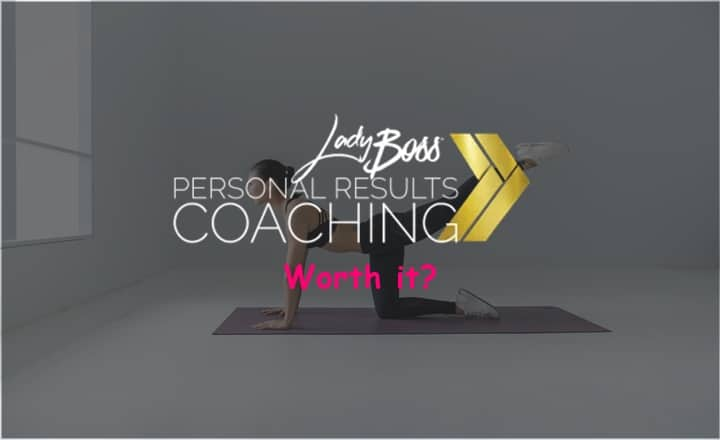 Lady Boss Personal Coaching review