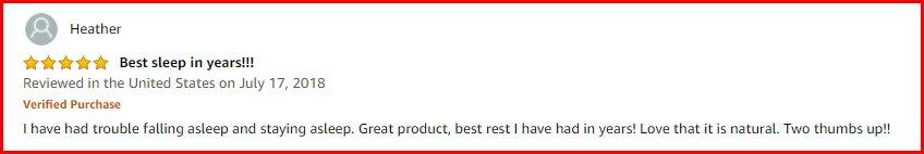 Lady Boss Rest amazon Reviews 1