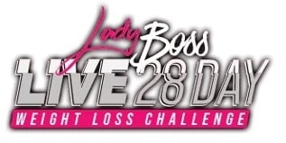LadyBoss 28 day challenge