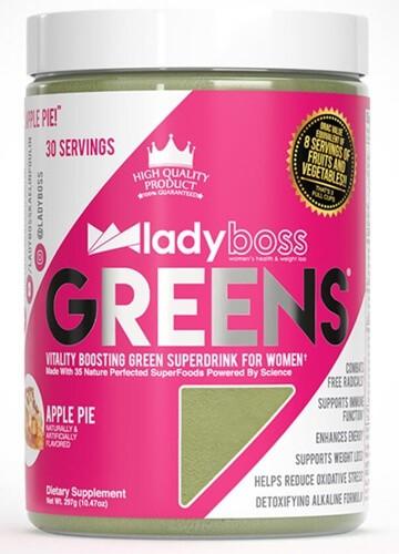 LadyBoss Greens supplement