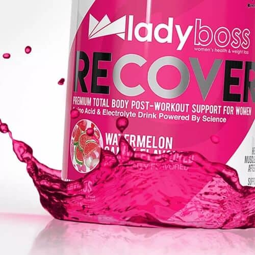 Lady Boss recover drink