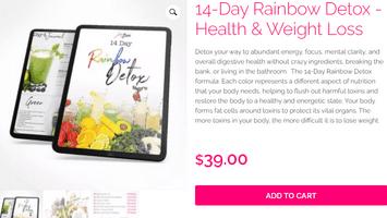 14 Day Rainbow Detox