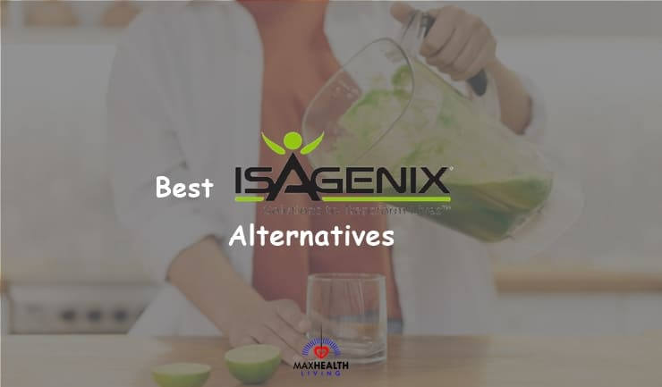 Isagenix Alternatives