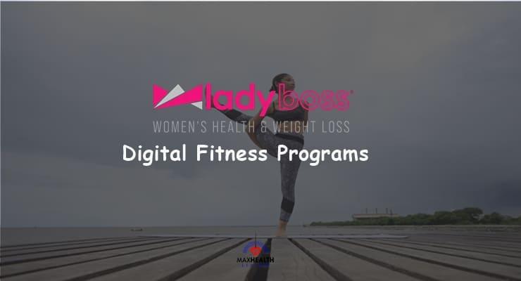 Lady Boss Fitness Programs