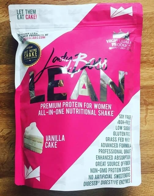 LadyBoss Lean pack