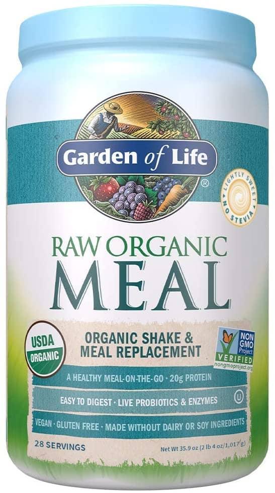 Garden of life organic