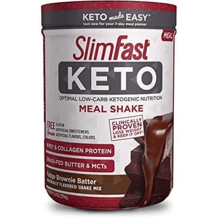 SlimFast shake