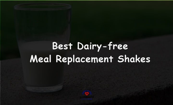 Dairy-Free Meal Replacement Shakes