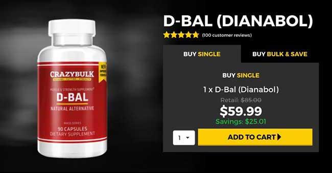 Dbal price