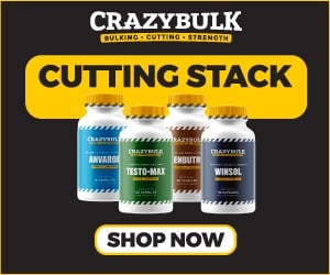 CrazyBulk cutting stack img