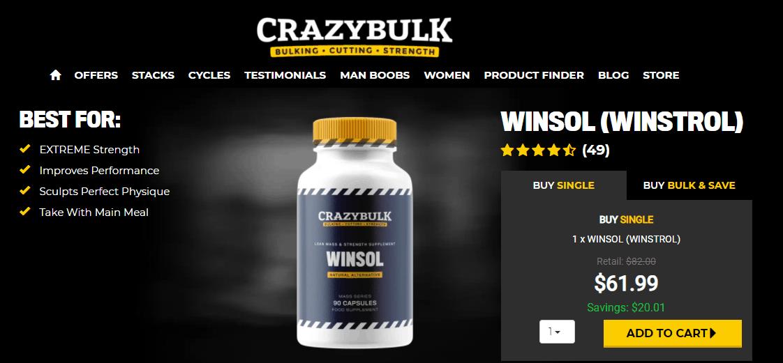 winsol price